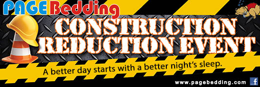 Mattress Factory Outlet...4th of July Savings...Construction Reduction Sale.  Stop in today!